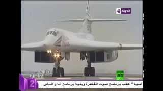 «المسلماني» يعرض فيديو لـ«البجعة البيضاء» المشاركة في الحرب ضد داعش