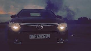 Автообзор Тойота Камри (Toyota Camry) : лучший седан в своей категории!