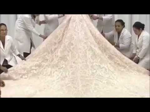 Wedding gown designs - by michael cinco - YouTube