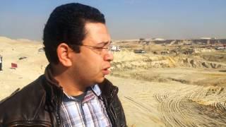 خيرى العطار مندوب أنباء الشرق الاوسط : القناة الجديدة شريان خير لمصروتحية للرئيس عليها