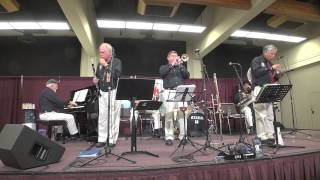 "High Sierra Jazz Band  ""Mahogany Hall Stomp"""