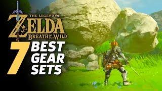The 7 Best Armor Sets in Zelda: Breath Of The Wild
