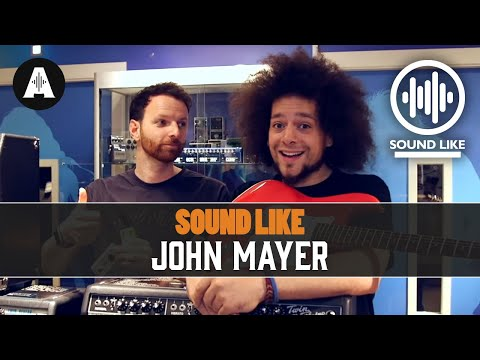 Sound Like John Mayer - For Under £500!!!