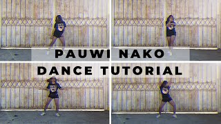 PAUWI NAKO DANCE TUTORIAL - SLOW VERSION (MIRRORED) | Francheska Garchitorena