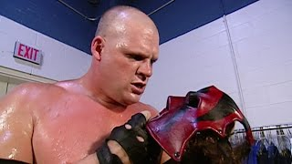 Kane gets his mask back: Raw, June 26, 2006