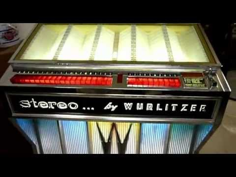 wurlitzer 2800 jukebox sold youtube. Black Bedroom Furniture Sets. Home Design Ideas