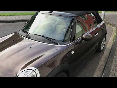 PKW OBD2 Fehlercodes auslesen KFZ Fehlerspeicher auslesen und löschen BMW MINI Cabriolet Cooper DIY