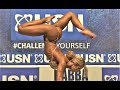 Charley Alexander, NABBA USN Britain Finals 2017 - Toned Figure Winner