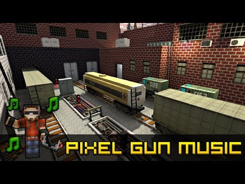 Train Depot (12.2.0) - Pixel Gun 3D Soundtrack