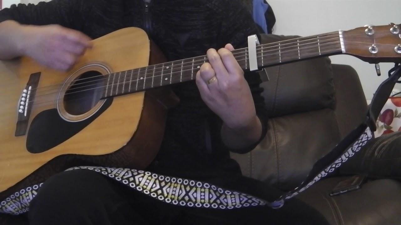 Passenger Seat Stephen Speaks Guitar Strumming And Chords Cover
