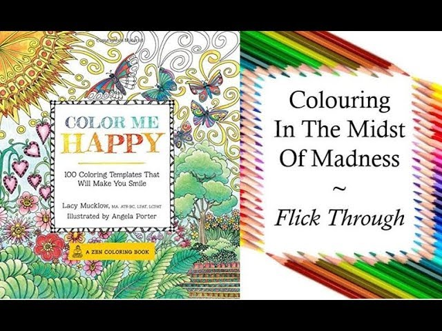 Color Me Calm And Happy A Review