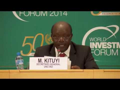 UNCTADs World Investment Forum 2018