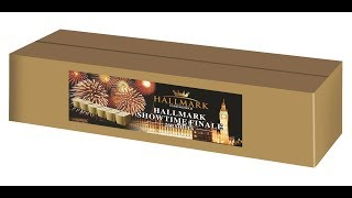 Ultimate Showtime Finale by Hallmark at Temple Fireworks