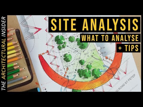 A Complete Beginner's Guide To Architecture Site Analysis