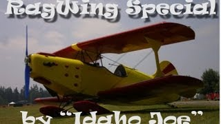 Repeat youtube video RagWing Special,  RagWing Aircraft, Arlington Fly-In and Sport Aviation Convention.