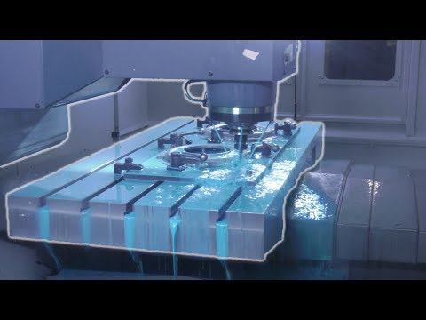 #SwarfandChips | This Machine Takes Advantage Of Axis Stacking - But What Is That?