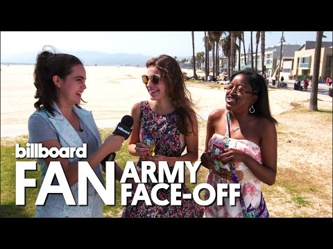 Billboard Fan Army Face-Off 2016: Adele v Rihanna, Ariana Grande v Beyonce, The Search Continues!