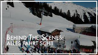 Behind the Scenes: Alles fahrt Schii