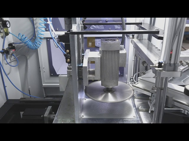 Limpiadora de esquinas para PVC CNC SC 6000 de Plastmak en Ventytec. Venta de Maquinaria Industrial.