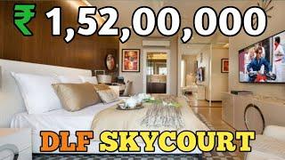 3 BHK UBER Luxury 1930 sqft Apartment With beautiful Interior Design DLF SkyCourt Gardencity Gurgaon