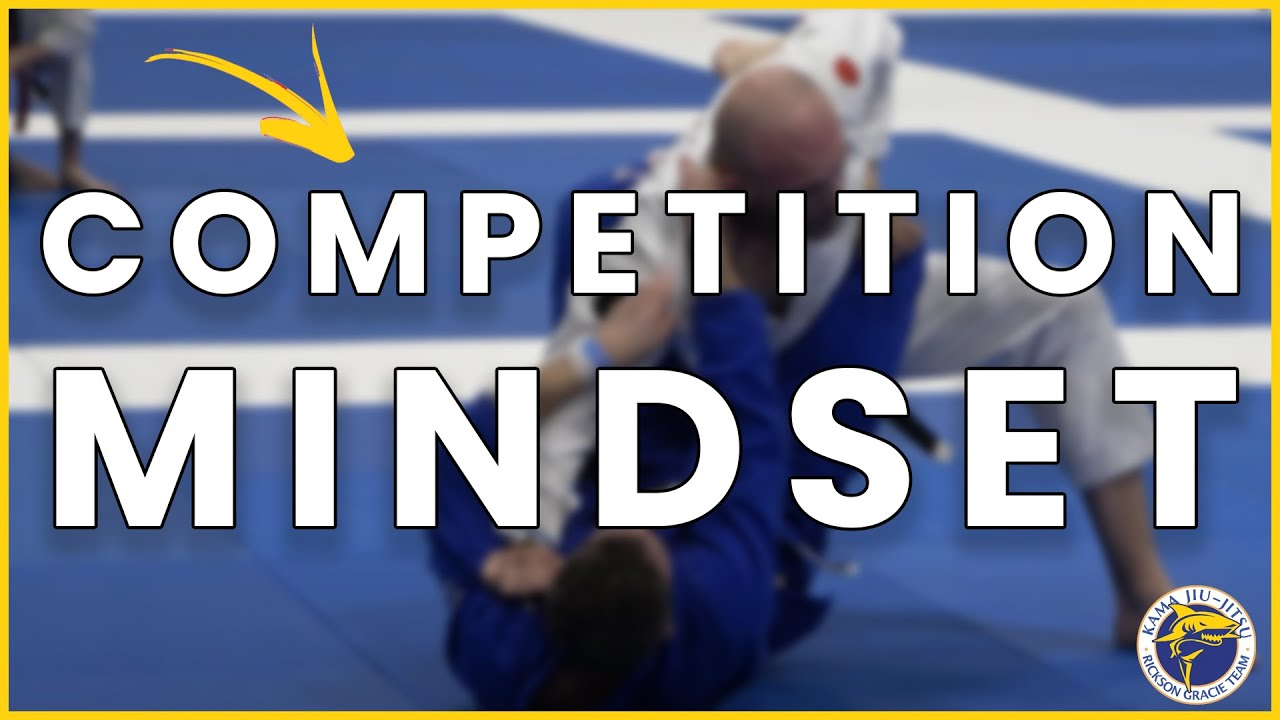 Great Advice For Your BJJ Competition Mindset