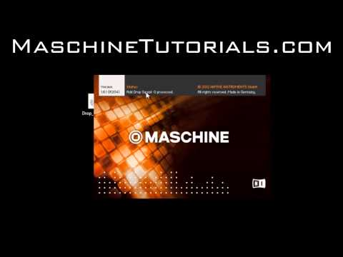 NI Maschine Tip - How to properly install Maschine expansion packs