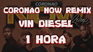 "ElAlfa ""El Jefe"" x Lil Pump x Sech x Myke Towers x Vin Diesel - CORONAO NOW | Remix [1 HOUR VERSION]"