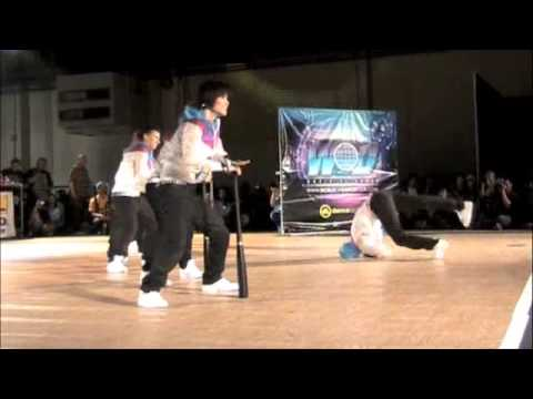 Beat Freaks Perform At World Of Dance