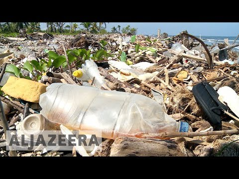 Honduras garbage: Eco-cides take over Caribbean coast