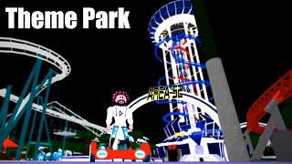 Nouveau parc à thème! Roblox Point 2