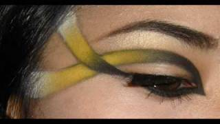Yellow & Black Dramatic Look - Entry for Luckypiper's Favorite Color Contest Thumbnail