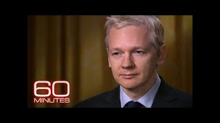 Julian Assange: The 2011 60 Minutes Interview