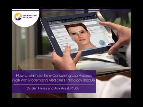 Eliminate Time-Consuming Lab Process Work: modmed Pathology