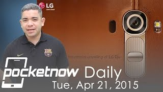 LG G4 camera teaser, Android 5.1.1, Windows 10 launch & more - Pocketnow Daily