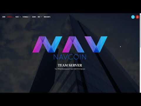 Crypto Under 5 Minutes - NAV Coin Fundamental Analysis