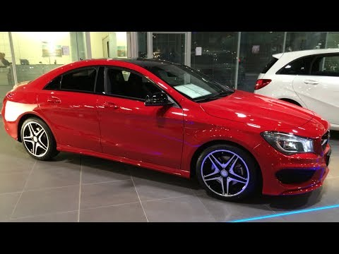 2014 mercedes benz cla 250 sport youtube. Black Bedroom Furniture Sets. Home Design Ideas