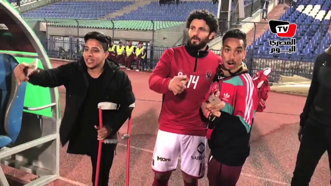 المصري اليوم:أول ظهور لـ«غالي» بعد عودته للأهلي.. اللاعب يلتقط سيلفي مع ذوي الاحتياجات الخاصة