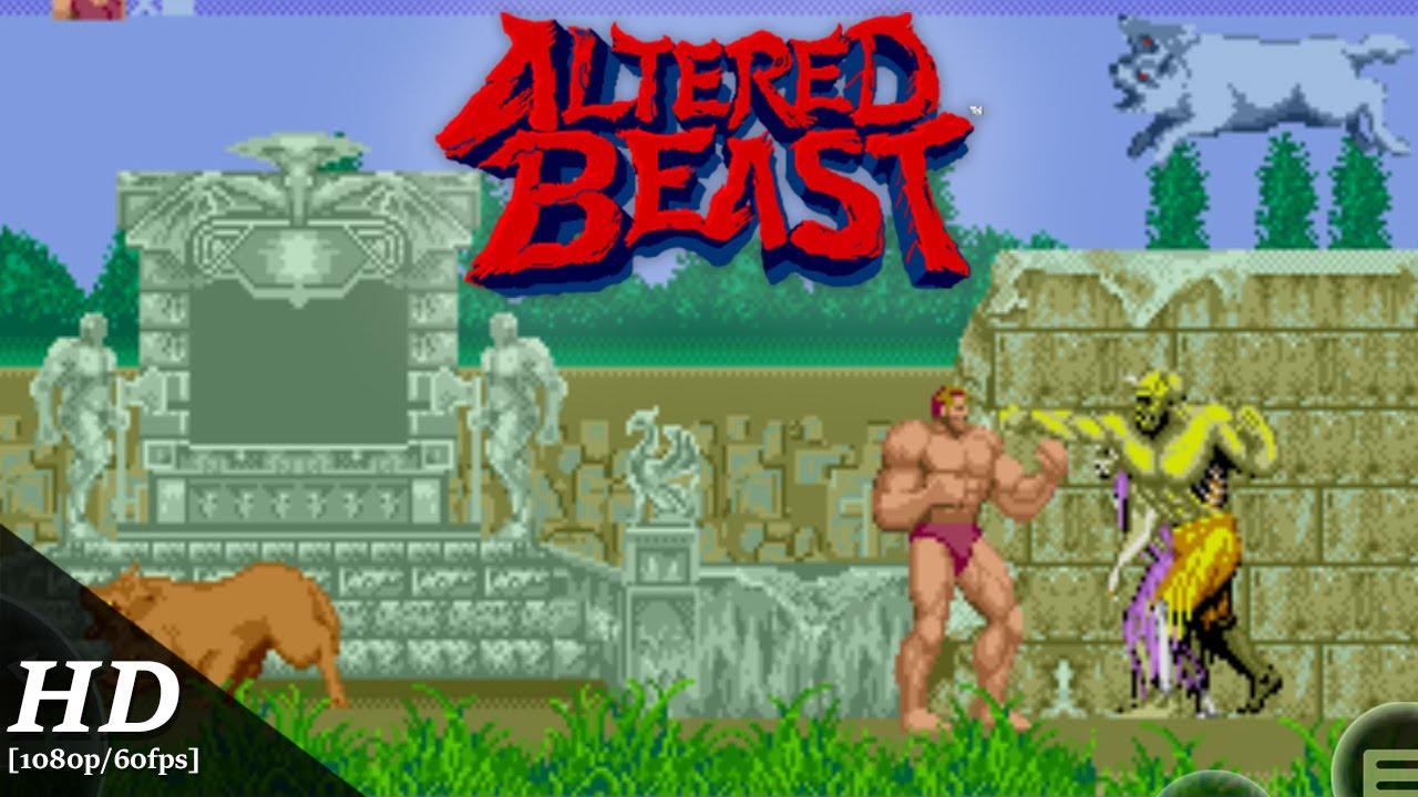Скачать altered beast на пк