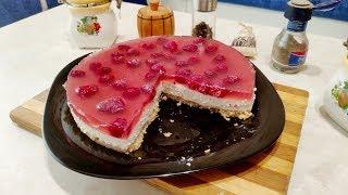 Чизкейк. Рецепт лучшего торта без выпечки