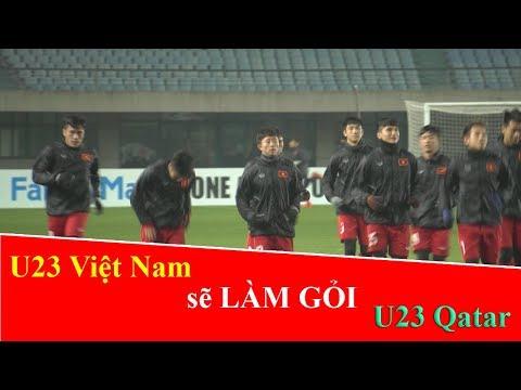 Tin Thể Thao 24h Hôm Nay (19h - 22/1): Đội Tuyển U23 Việt Nam Sẽ Nghiền Nát U23 Qatar ở Bán Kết