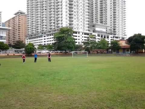 Ultimate Frisbee 1Murid 1Sukan: Kuala Lumpur Clinic Session (3)