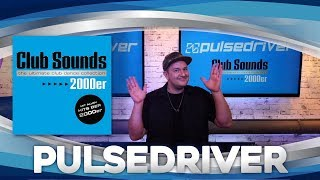 PULSEDRIVER Live DJ Set Aqualoop Rec GER CLUB SOUNDS 2000er