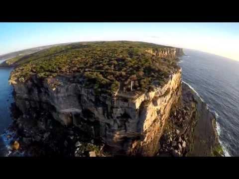 North Head, Sydney Harbour National Park, Australia (4K UltraHD)