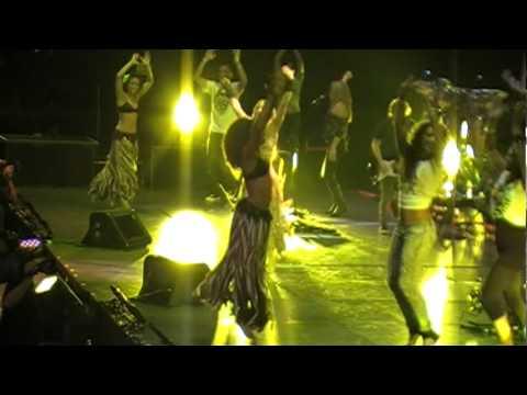 """Shakira Orlando, FL """"Waka Waka (This Time for Africa)"""""""