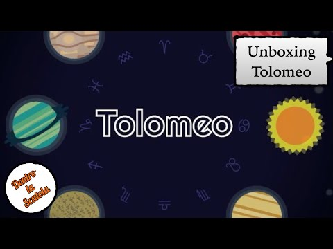 Tolomeo - unboxing #062
