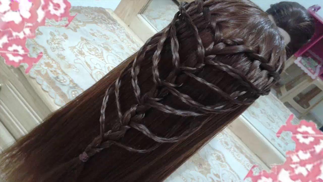 Peinados Sencillos Faciles Para Cabello Largo Bonitos Y