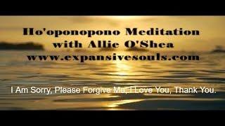 Ho'oponopono by Allie O'Shea
