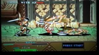 GAME VIEW-CAPCOM DUNGEONS & DRAGONS: TOWER OF DOOM SEGA SATURN IMPORT