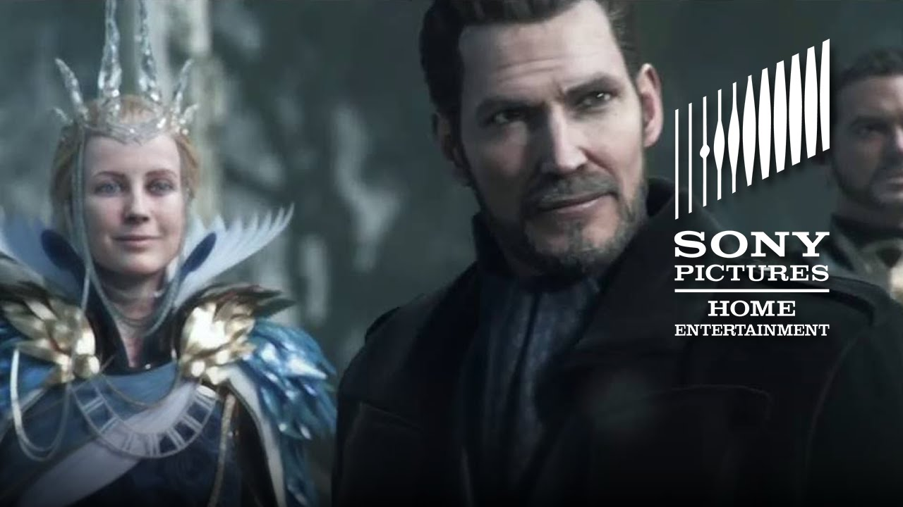Kingsglaive Final Fantasy Xv First 12 Minutes Youtube