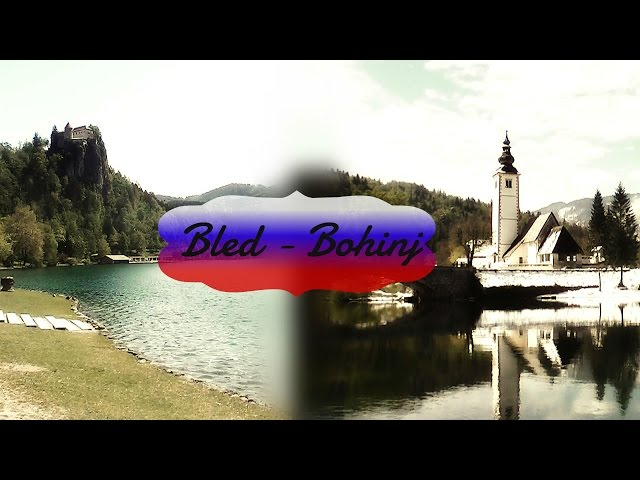 BLED - BOHINJ (sLOVEnija) 29.04.2016.